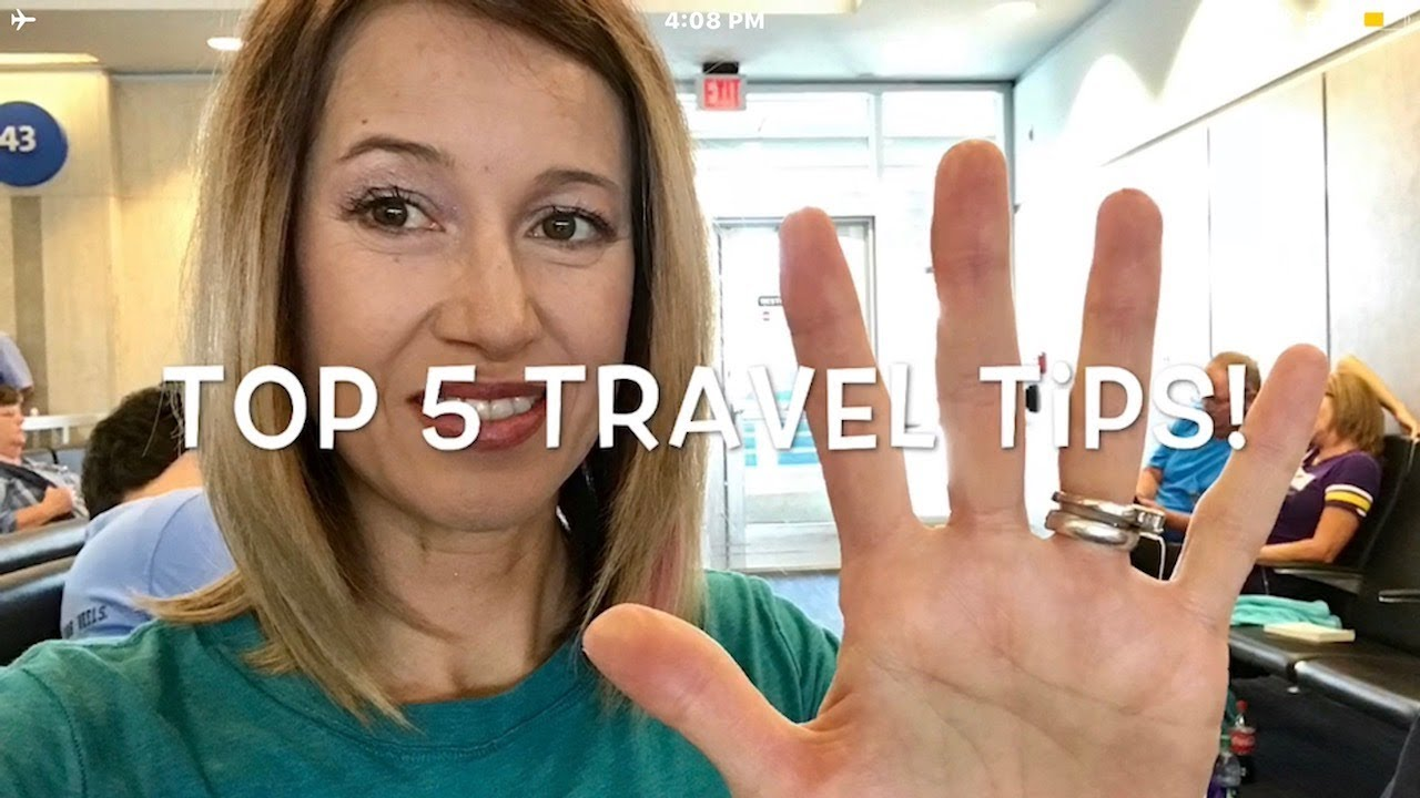 My Top 5 Tips For Traveling On Weight Watchers Freestyle!