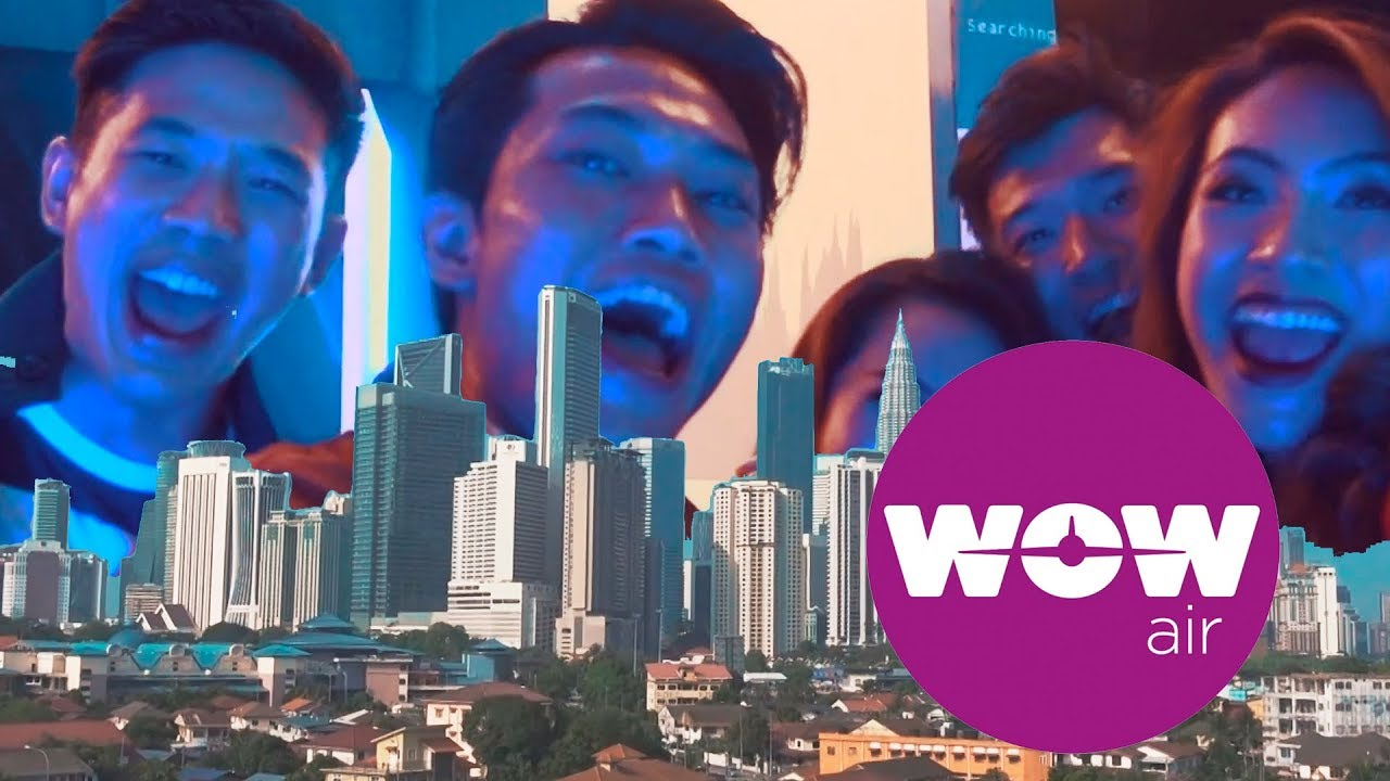 WOW Air Traveling Guide Application - Ernest & Jeremy | Kuala...